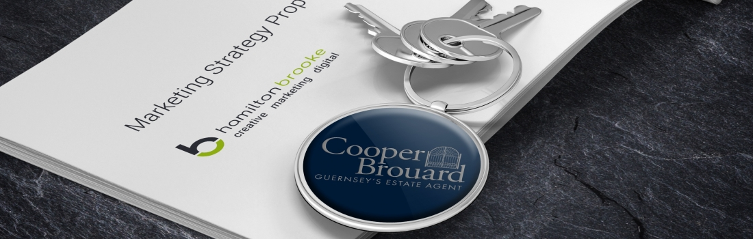 Guernsey's Estate Agent, Cooper Brouard, appoints Hamilton Brooke!
